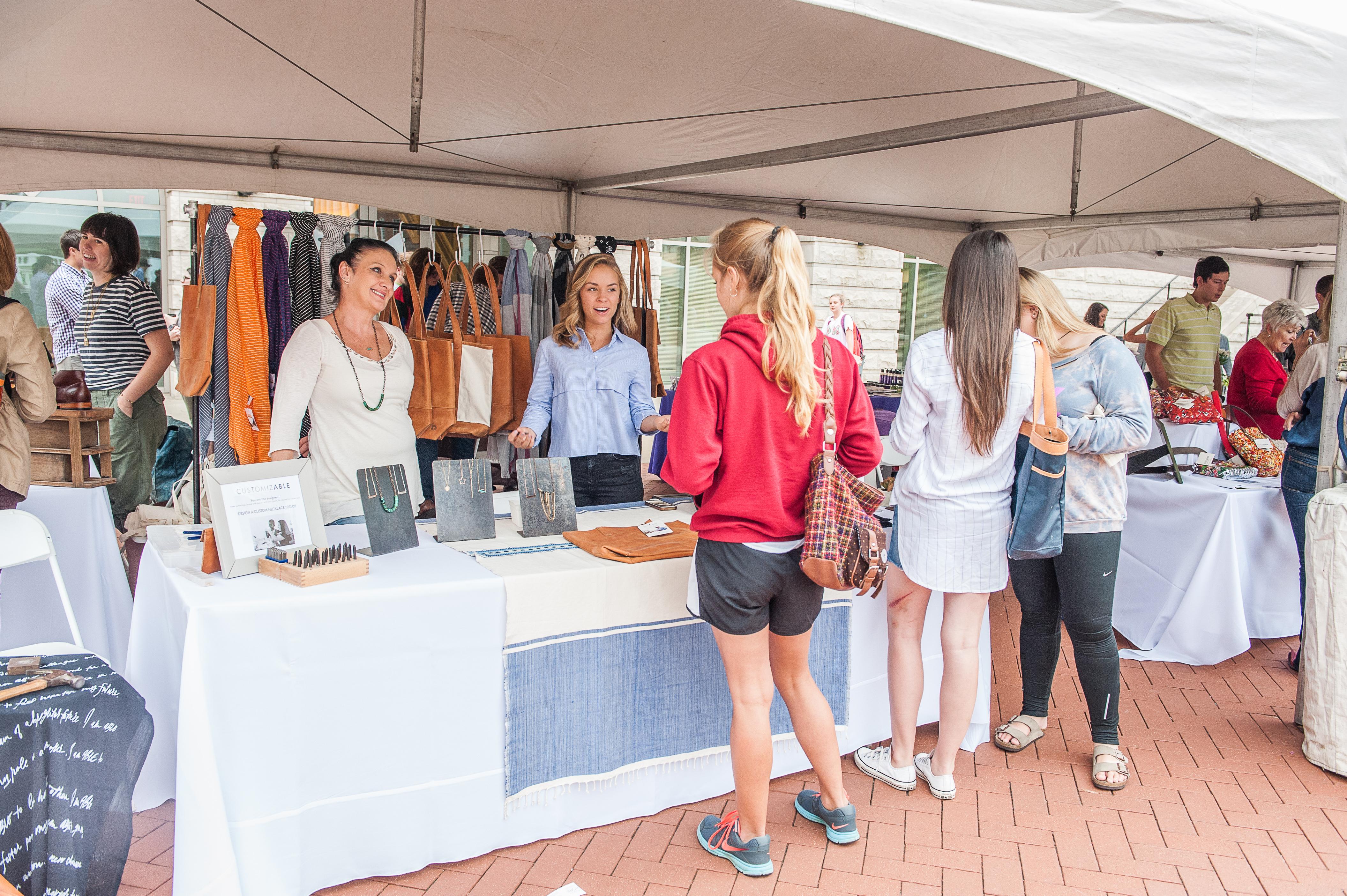 Center for Entrepreneurship Hosts GoodMarket Social