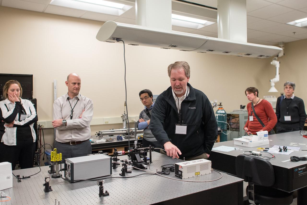 Inaugural NAC&U Science Summit Held at Belmont - Belmont