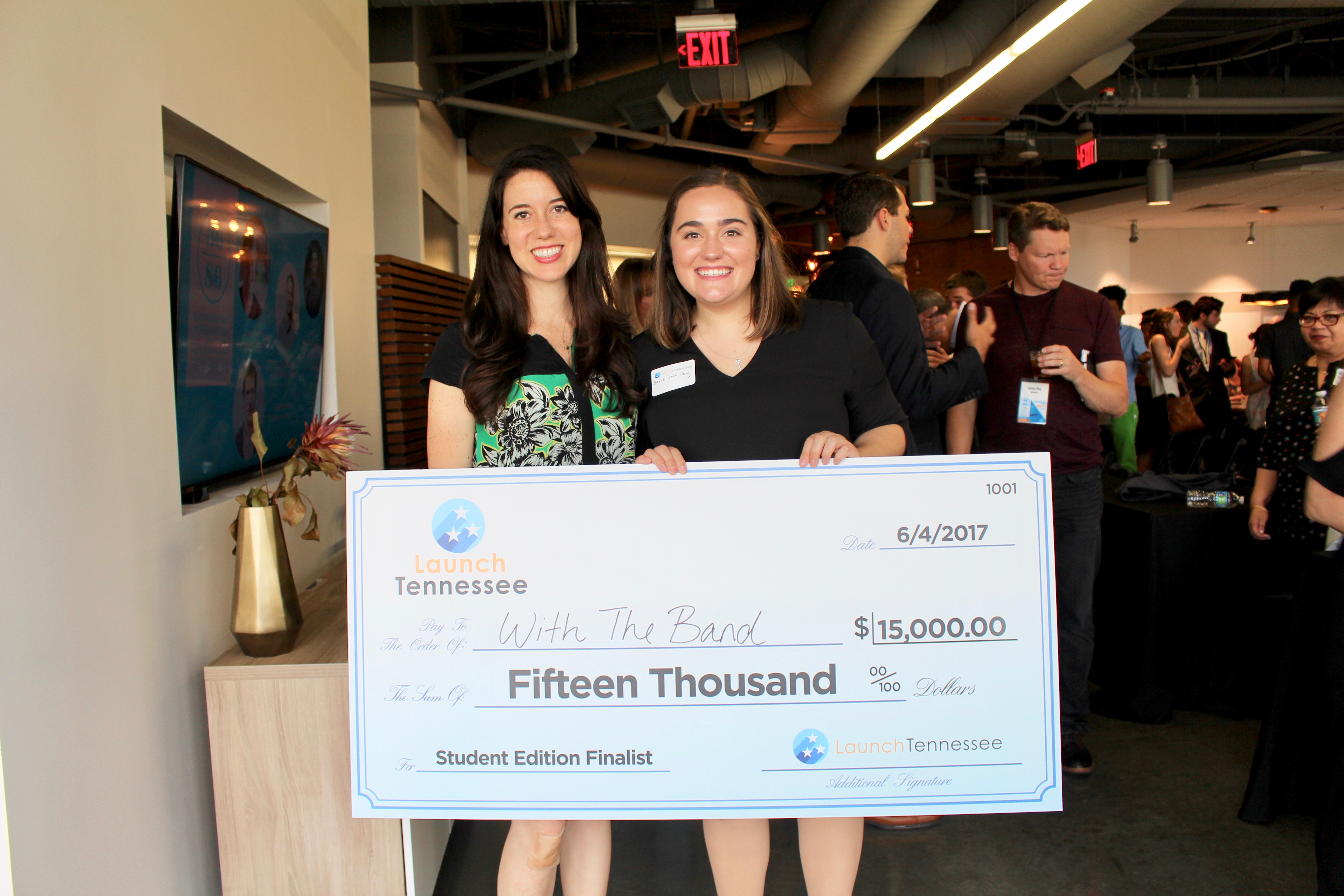 Student Wins LaunchTN Pitch Competition - Belmont University