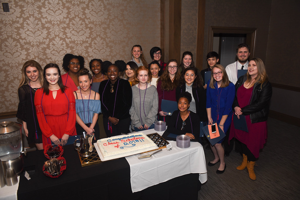 2018 Class Seminar Cohort Completes Program Belmont University News Media