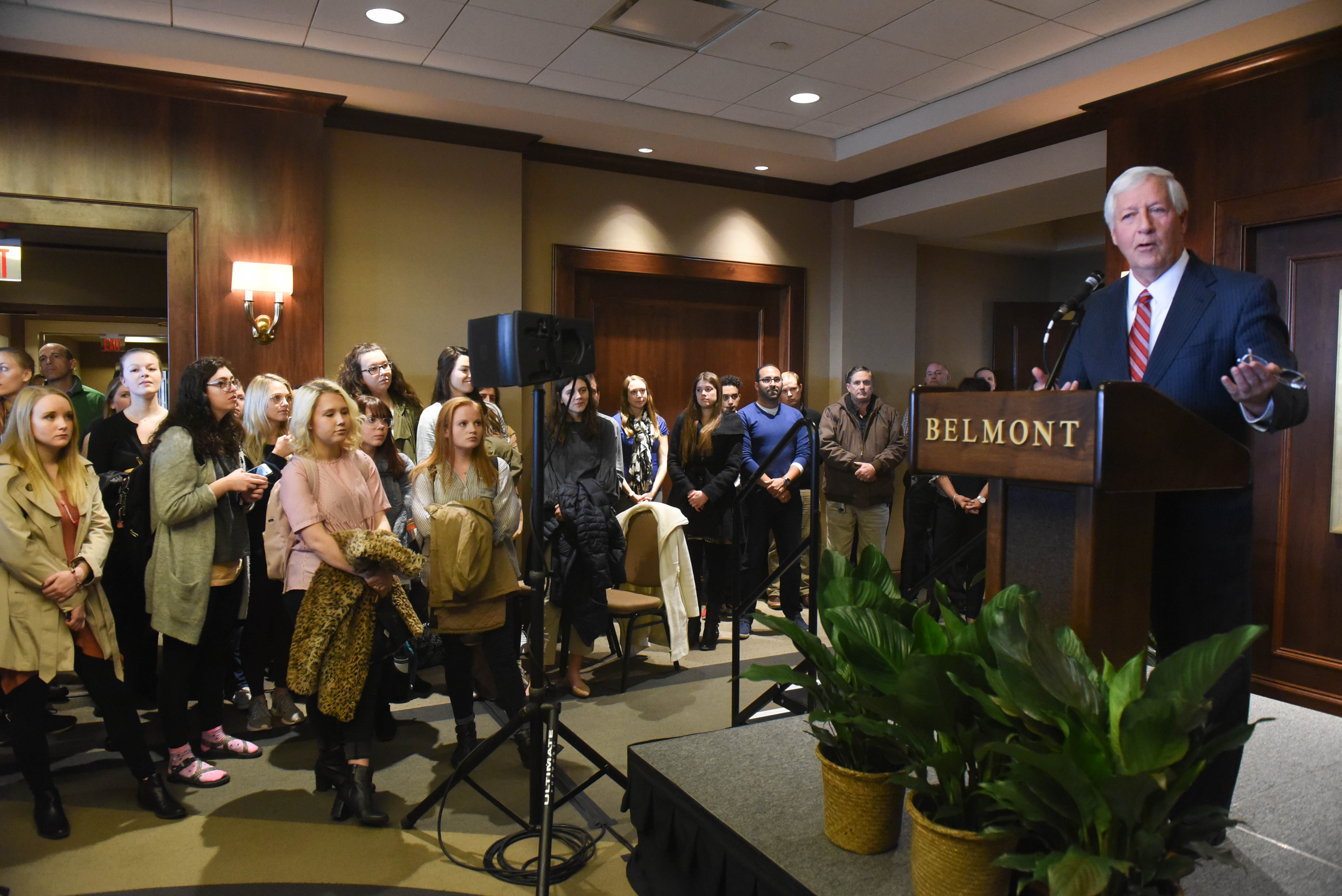 Belmont university acquires o more college of design move - Interior design school nashville ...