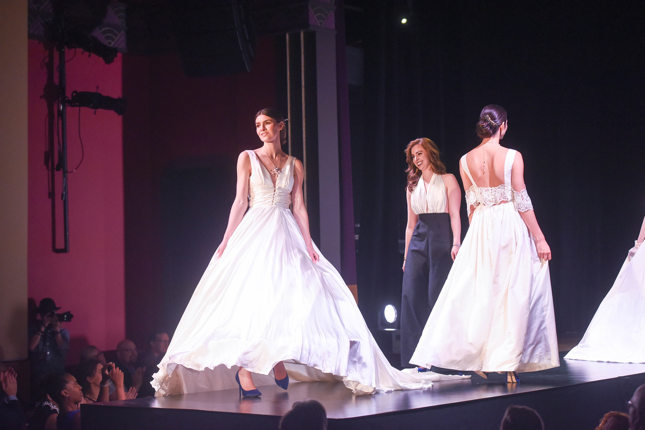 O More Fashion Show Dazzles Crowd At Packed Franklin Theatre Belmont University News Media