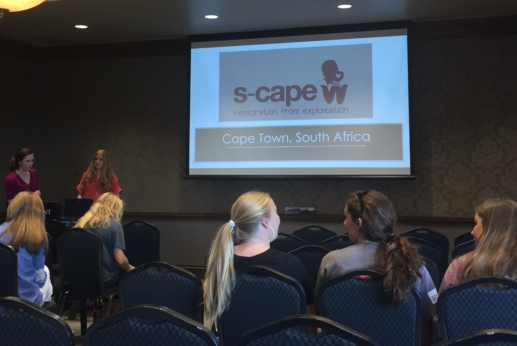 Lumos Award Traveler Shares Experience in South Africa