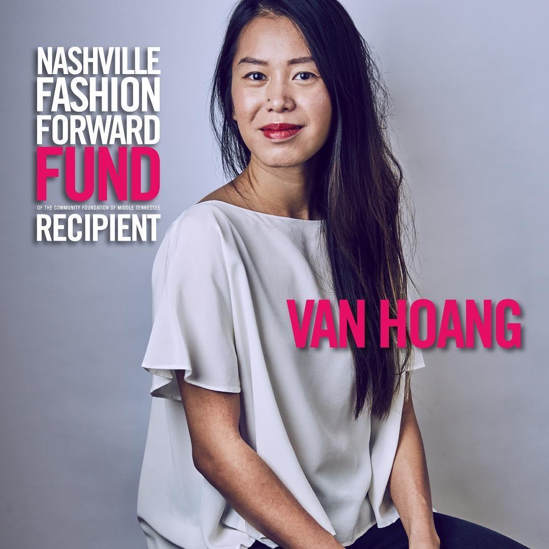 Van Hoang Nashville Fashion Forward Award Recipient Belmont University News Media